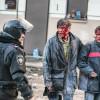 Первая годовщина «кровавого вторника»: как титушки расправлялись с патриотами, а майдановцы бросались под БТРы (ВИДЕО)