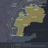 Карта запланированного отвода тяжелого вооружения на Донбассе (ИНФОГРАФИКА)