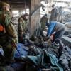 Из-под руин донецкого аэропорта достали тела 7-ми «киборгов» (ФОТО 18+)