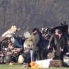 Прокуратура возбудила дело по факту крушения вертолета под Киевом (ВИДЕО)