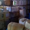 СБУ изъяла тонны контрабандного бензина и алкоголя в зоне АТО (ФОТО+ВИДЕО)