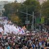 Оппозиция может провести в апреле массовую акцию в Москве