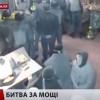 В России священники подрались из-за мощей святых, обвинив во всем «бандеровцев» (ВИДЕО)