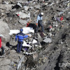 Во Франции нашли второй «черный ящик» разбившегося Airbus A320