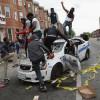 Бунт в США: слияние банд и ввод войск в Балтимор
