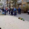 Опубликованы первые фото с места убийства Олеся Бузины (ФОТО)
