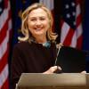 Хиллари Клинтон начинает президентскую кампанию