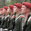 Внутренние войска МВД РФ провели этап учений в условиях уличных беспорядков