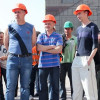 Около полтысячи активистов пикетируют здание мэрии Киева