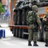 В Македонии в результате боев полиции с террористами погибли более 20 человек (ВИДЕО)