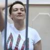 Надежда Савченко прекратила голодовку