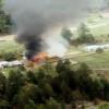 В Пакистане разбился вертолет на борту которого были европейские послы