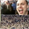 Как это было: матч Днепр — Наполи глазами болельщиков (ФОТОФАКТ)