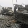 Террористы продолжают обстреливать гражданских танками