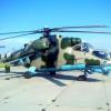 Минобороны Украины испытало модернизированный Ми-24 с ловушками для ракет противника (ФОТО)