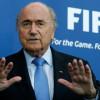 Блаттер уходит в отставку с поста президента ФИФА