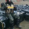 Под видом книг и газет боевикам на Донбасс везли лекарства и запчасти к бронетехнике