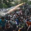Протестующие в Ереване заявили, что намерены остаться «до выполнения властями всех требований»