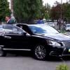 Руководство налоговой ездит на автомобилях Lexus, купленных Клименко (ВИДЕО)