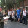 На Закарпатье задержанных «на горячем» контрабандистов отправили в военкомат
