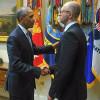Яценюк после встречи с Обамой сел и закурил (ФОТОФАКТ)