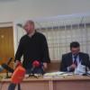 В Киеве судят генпрокурора Шокина