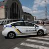 Патрульные в Киеве отравились странным синим веществом