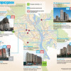 Более 100 тыс. украинских семей остались без квартир