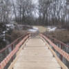 Добкин построил подвесной мост за 290 тысяч (ФОТО)