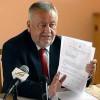 Губернатор Волыни подал в отставку: «Сейчас регистрируют заявление»