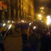 На Майдане драка (онлайн-трансляция)