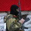 В Славянске снова перестрелки, террористы наращивают свои силы в районе Снежного