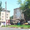 На «Буке», который везут в Россию, не хватает ракеты (ВИДЕО)