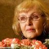 Народная артистка СССР Ада Роговцева едет в Лисичанск