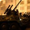 На Крещатике проходит репетиция военного парада ко Дню Независимости (ВИДЕО)