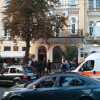 Как батальон «Киев-1» и милиция освобождали захваченное кафе в центре Киева (ФОТО+ВИДЕО)