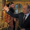 Путин поставил свечу за убитых боевиков «Новороссии»