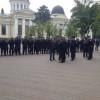 В Одессе «ватники» за 70 грн/час собрались на «русский марш»- «за мир с Россией» (ФОТО)