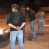 Батальон «Киев-1» на въезде в столицу задержал машину с оружием и грантами (ФОТО)
