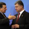 Порошенко на следующей неделе встретится в Нью-Йорке с Баррозу