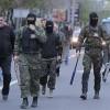 В Антраците боевики запретили местным жителям передвигаться на авто