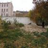 В заповеднике «София Киевская» обвалилась стена (ФОТО)