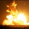 В США при запуске взорвалась ракета-носитель NASA (ВИДЕО)