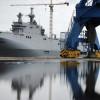 Россия рассчитывает на штрафные санкции в договоре о «Мистралях»