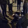 Украинские фанаты подрались с французами из-за сожженного флага Украины (ФОТО+ВИДЕО)