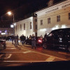Кабаеву, которая ночью пила кофе в кафе, охраняла рота автоматчиков (ФОТО)