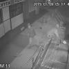 Обнародовано видео серии ночных нападений на магазины «Roshen» в Киеве (ВИДЕО)