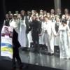 Россиянин устроил протест на концерте сторонников Путина в Нью-Йорке (ВИДЕО)