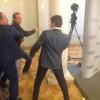 Депутаты Ивченко и Соболев подрались в Раде (ФОТО+ВИДЕО)
