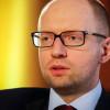 Сегодня Яценюк даст интервью украинским телеканалам
